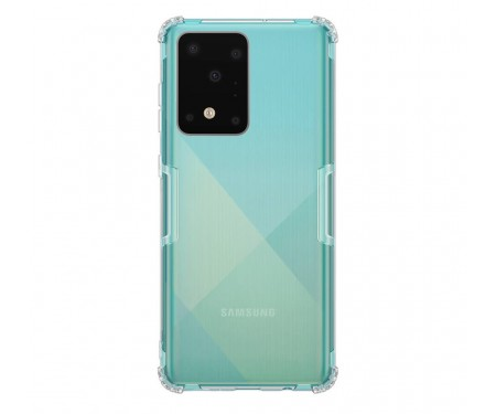 Чехол для Samsung Galaxy S20 Ultra case Nillkin Nature Series TPU