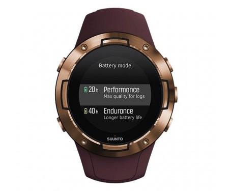 Спортивные часы Suunto 5 Burgundy Copper (SS050301000)
