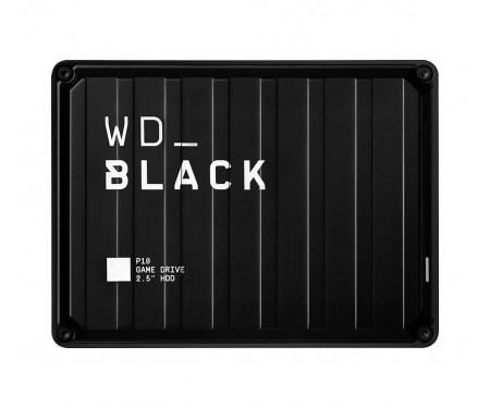 Внешний накопитель WD BLACK P10 Game Drive 5 TB (WDBA3A0050BBK-WESN)