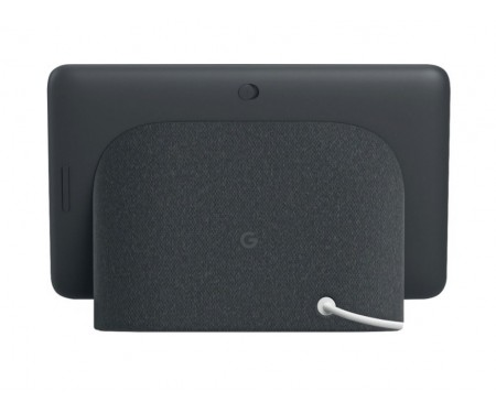 Центральный контроллер для умного дома Google Home Hub с голосовым ассистентом Google Assistant /Charcoal (GA00515-US)