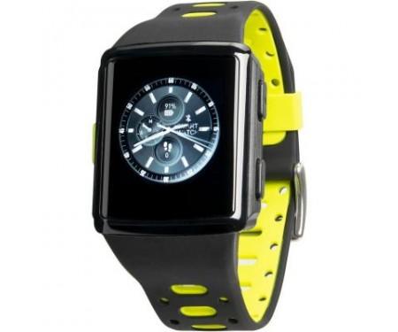 Смарт-часы Gelius Pro M3D (WEARFORCES GPS) Black/Green 1