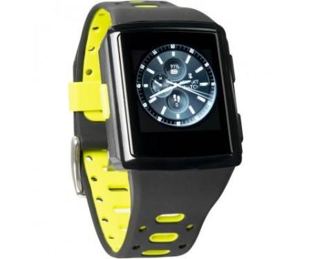 Смарт-часы Gelius Pro M3D (WEARFORCES GPS) Black/Green 3