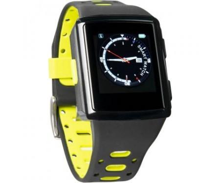 Смарт-часы Gelius Pro M3D (WEARFORCES GPS) Black/Green 4