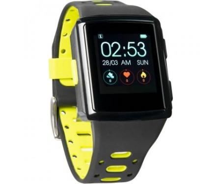 Смарт-часы Gelius Pro M3D (WEARFORCES GPS) Black/Green 5