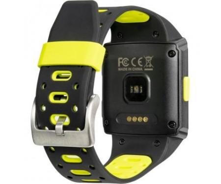 Смарт-часы Gelius Pro M3D (WEARFORCES GPS) Black/Green 6