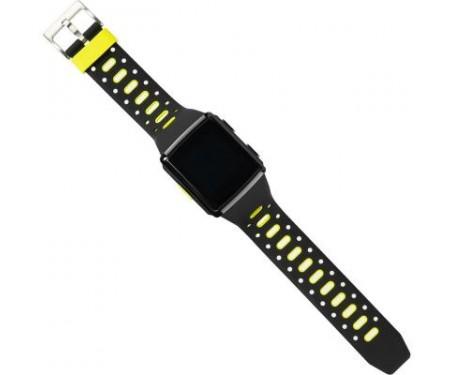 Смарт-часы Gelius Pro M3D (WEARFORCES GPS) Black/Green 7
