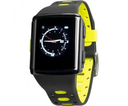 Смарт-часы Gelius Pro M3D (WEARFORCES GPS) Black/Green 0