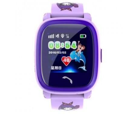 Смарт-часы UWatch DF25 Kids waterproof smart watch Purple (F_52339) 1