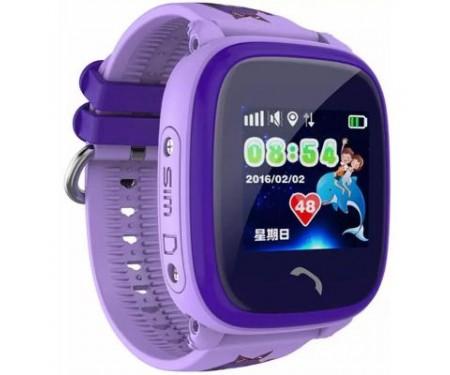 Смарт-часы UWatch DF25 Kids waterproof smart watch Purple (F_52339) 2