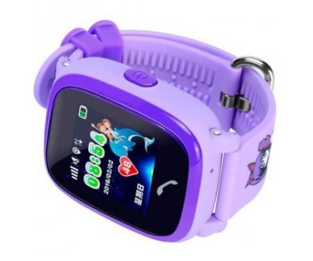 Смарт-часы UWatch DF25 Kids waterproof smart watch Purple (F_52339) 5