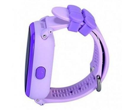 Смарт-часы UWatch DF25 Kids waterproof smart watch Purple (F_52339) 6