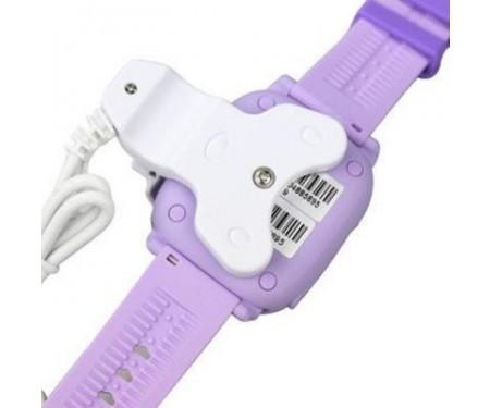 Смарт-часы UWatch DF25 Kids waterproof smart watch Purple (F_52339) 7
