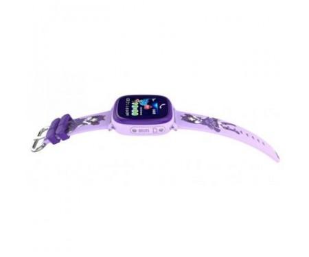 Смарт-часы UWatch DF25 Kids waterproof smart watch Purple (F_52339) 8