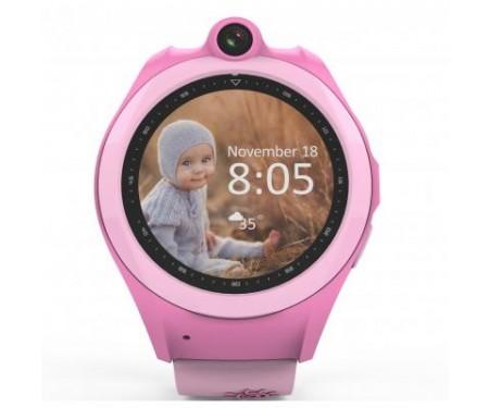 Смарт-часы GoGPS ME K19 Розовые (K19PK) 1
