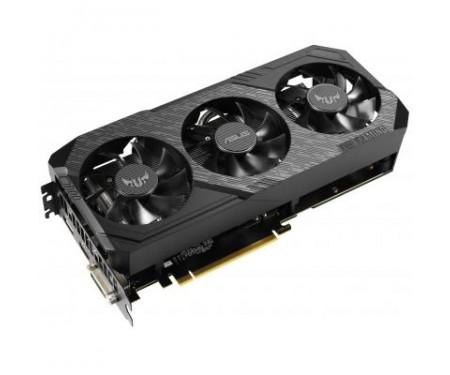 Видеокарта ASUS GeForce GTX1660 6144Mb TUF3 Advanced GAMING (TUF3-GTX1660-A6G-GAMING) 1