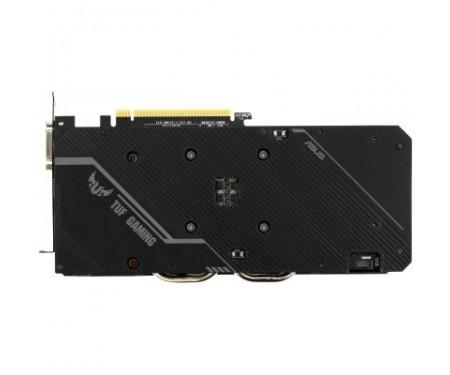 Видеокарта ASUS GeForce GTX1660 6144Mb TUF3 Advanced GAMING (TUF3-GTX1660-A6G-GAMING) 6