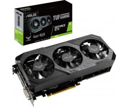 Видеокарта ASUS GeForce GTX1660 6144Mb TUF3 Advanced GAMING (TUF3-GTX1660-A6G-GAMING) 0