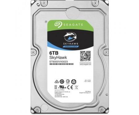 Жесткий диск 3.5 6TB Seagate (ST6000VX001) 0