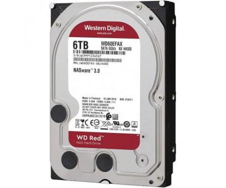Жесткий диск 3.5 6TB Western Digital (WD60EFAX) 0