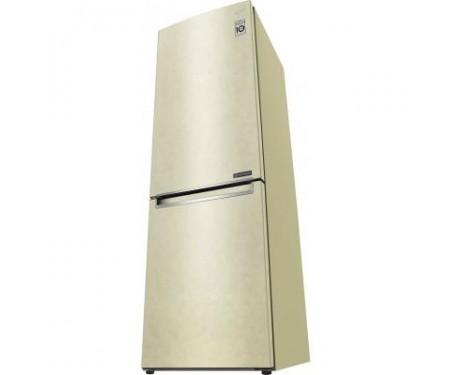 Холодильник LG GA-B459SECM 10