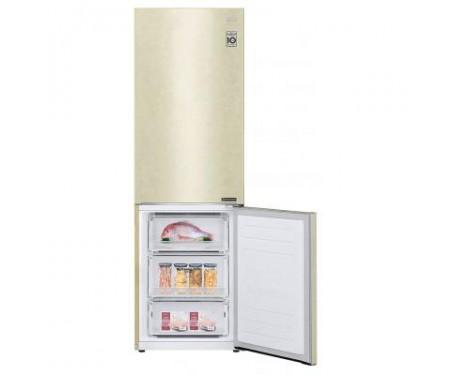 Холодильник LG GA-B459SECM 7