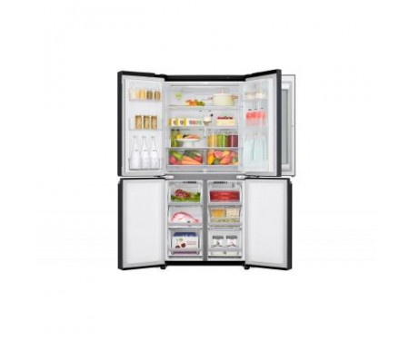 Холодильник LG GC-Q22FTBKL 2
