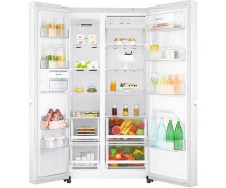 Холодильник LG GC-B247SVDC 4