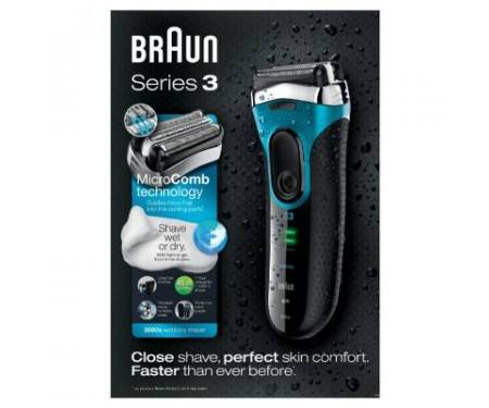 Электробритва BRAUN 3080 Series 3 (Series 3 3080) 3