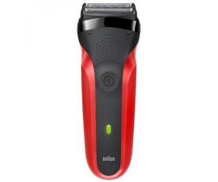 Электробритва BRAUN Series 3 300 TS Red Gift Edition 0