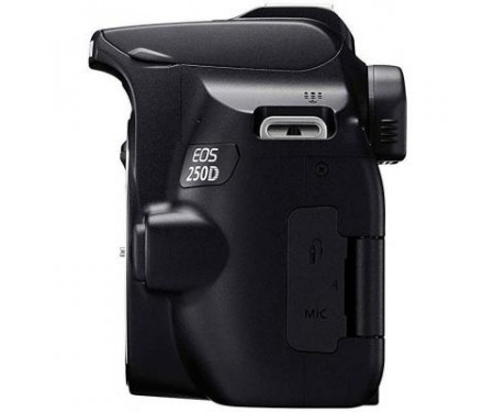 Фотоаппарат Canon EOS 250D 18-55 DC III Black kit (3454C009) 4