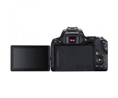 Фотоаппарат Canon EOS 250D 18-55 DC III Black kit (3454C009) 7