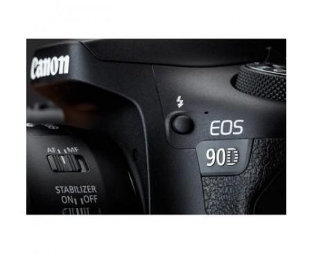 Фотоаппарат Canon EOS 90D + 18-55 IS STM (3616C030) 4