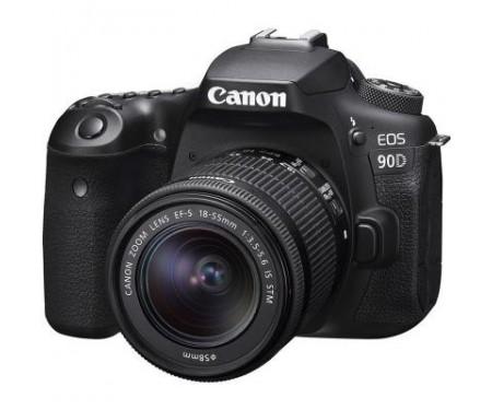 Фотоаппарат Canon EOS 90D + 18-55 IS STM (3616C030) 7