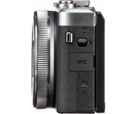 Фотоаппарат Canon Powershot G7 X Mark III Silver (3638C013) 10