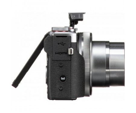Фотоаппарат Canon Powershot G7 X Mark III Silver (3638C013) 11