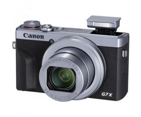Фотоаппарат Canon Powershot G7 X Mark III Silver (3638C013) 1