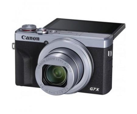 Фотоаппарат Canon Powershot G7 X Mark III Silver (3638C013) 2