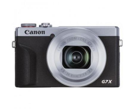 Фотоаппарат Canon Powershot G7 X Mark III Silver (3638C013) 4
