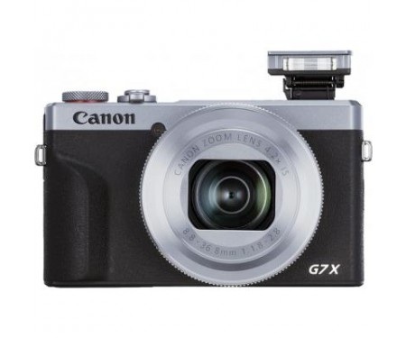 Фотоаппарат Canon Powershot G7 X Mark III Silver (3638C013) 5