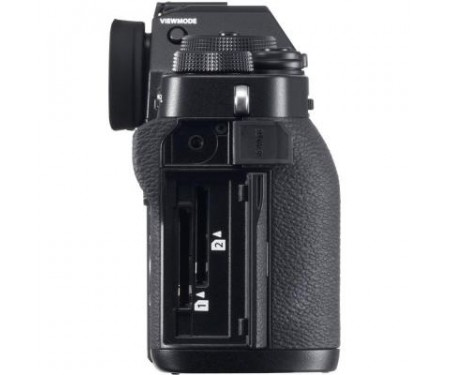 Фотоаппарат Fujifilm X-T3 body Black (16588561) 6