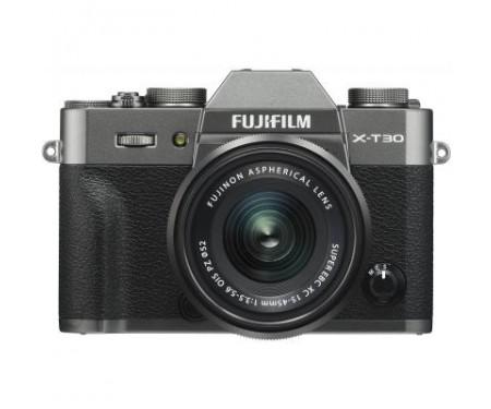 Фотоаппарат Fujifilm X-T30 + XC 15-45mm F3.5-5.6 Kit Charcoal Silver (16619401) 1
