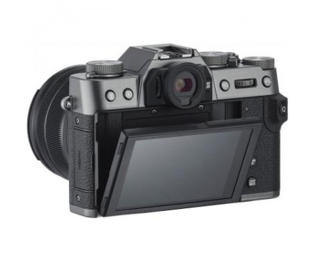 Фотоаппарат Fujifilm X-T30 + XC 15-45mm F3.5-5.6 Kit Charcoal Silver (16619401) 4