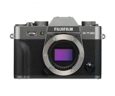 Фотоаппарат Fujifilm X-T30 body Charcoal Silver (16619700) 0