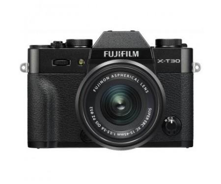 Фотоаппарат Fujifilm X-T30 XC 15-45mm F3.5-5.6 Kit Black (16619267) 1