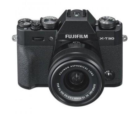 Фотоаппарат Fujifilm X-T30 XC 15-45mm F3.5-5.6 Kit Black (16619267) 3