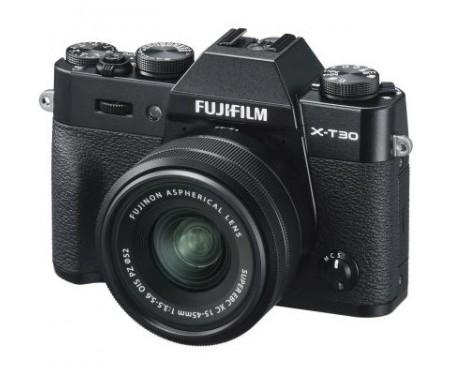 Фотоаппарат Fujifilm X-T30 XC 15-45mm F3.5-5.6 Kit Black (16619267) 0