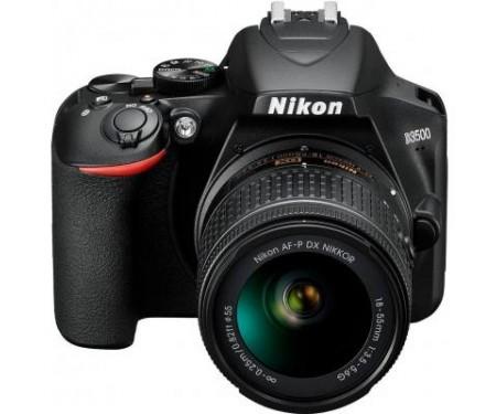 Фотоаппарат Nikon D3500 AF-P 18-55 non-VR kit (VBA550K002) 9