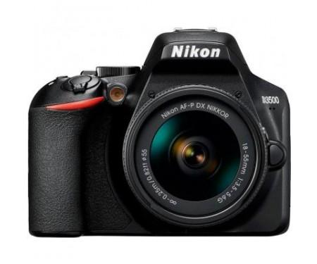 Фотоаппарат Nikon D3500 AF-P 18-55 non-VR kit (VBA550K002) 1