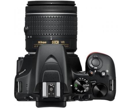 Фотоаппарат Nikon D3500 AF-P 18-55 non-VR kit (VBA550K002) 4