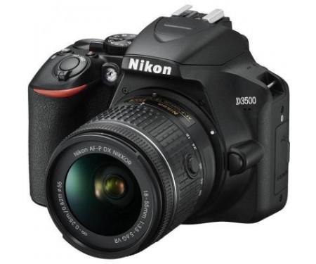 Фотоаппарат Nikon D3500 AF-P 18-55 non-VR kit (VBA550K002) 0